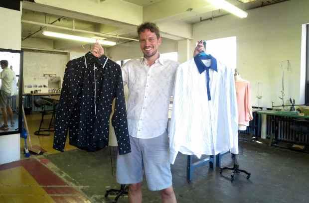 Variable Fashion. Jon Gulick. Photo Rachel Levine