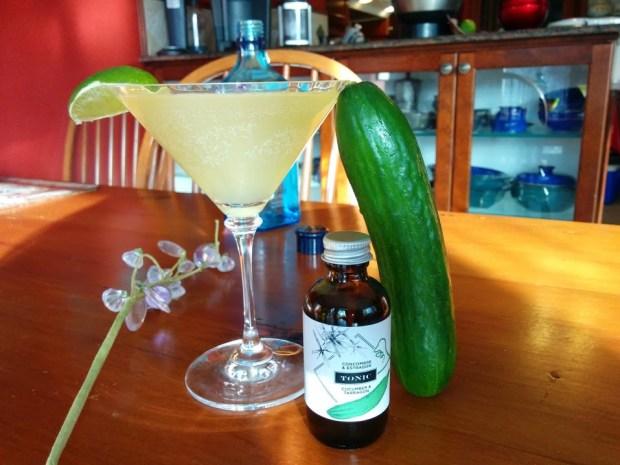 Cucumber Cocktail. Les Charlatans. Photo Esther Szeben