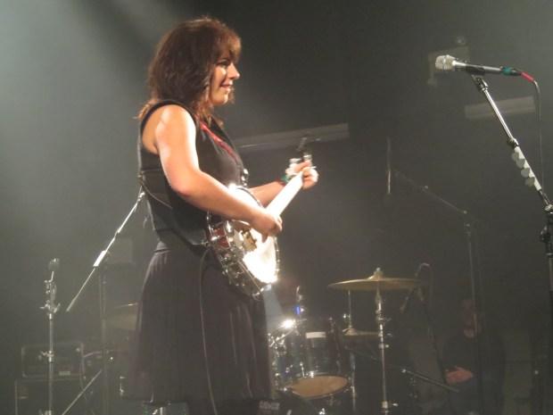 Lisa LeBlanc. Club Soda. Photo Rachel Levine