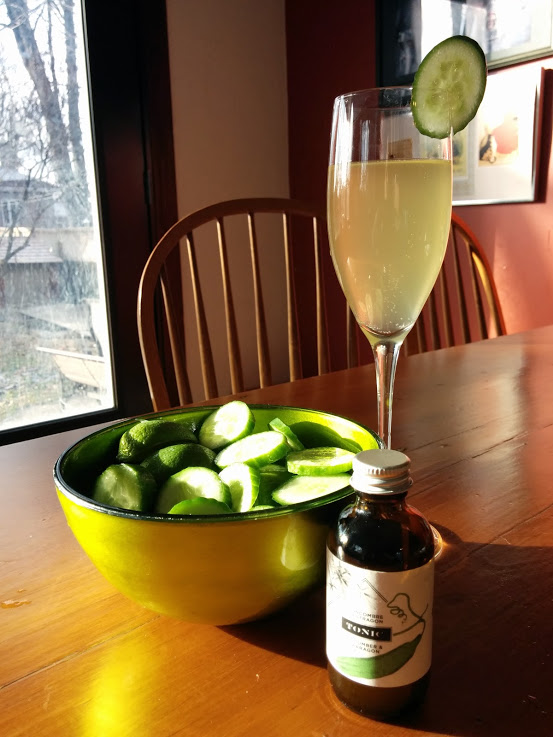 Sparking Cuccumber and Syrup. Les Charlatans. Photo Esther Szeben