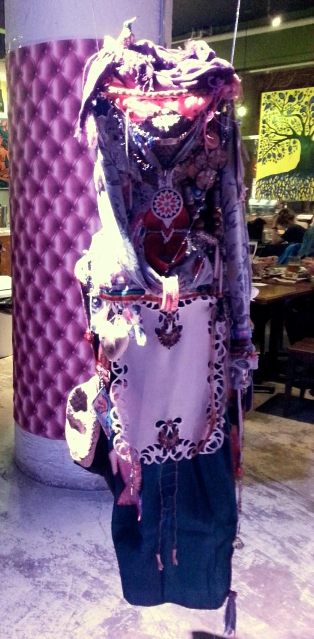 Myriam's Dress. Carolina Echeverria. Photo by Annie Shreeve