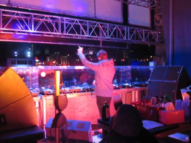 Oliver Heldens at Igloofest. Jan 25 2015. Photo by Robyn Homeniuk