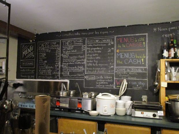 Cafe Resonance. Photo Rachel Levine