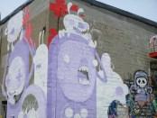 Astro. Photo Rachel Levine. mural Fest 2015.