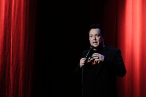 Mike Ward, The Nasty Show, Just For Laughs, Photo: Matthew Cope
