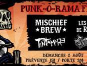 Punk-O-Rama Fest 2015