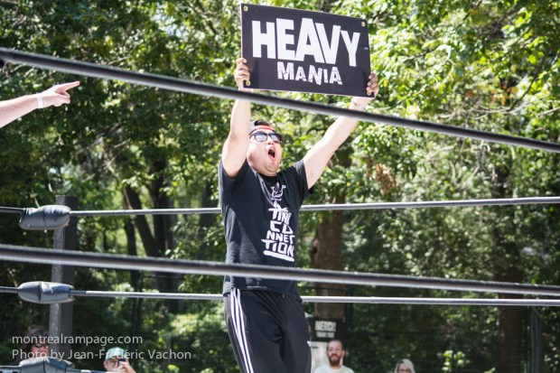 Heavy Montreal - Heavy Mania - August 09 2015