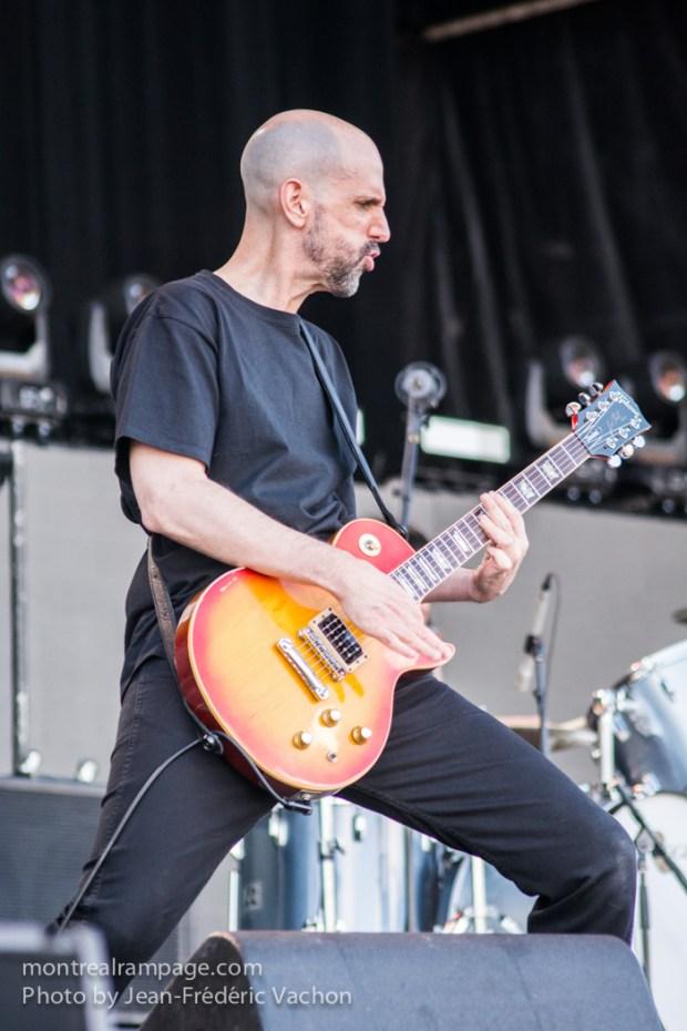 Heavy Montreal - Marky Ramone's Blitzkrieg - August 09 2015