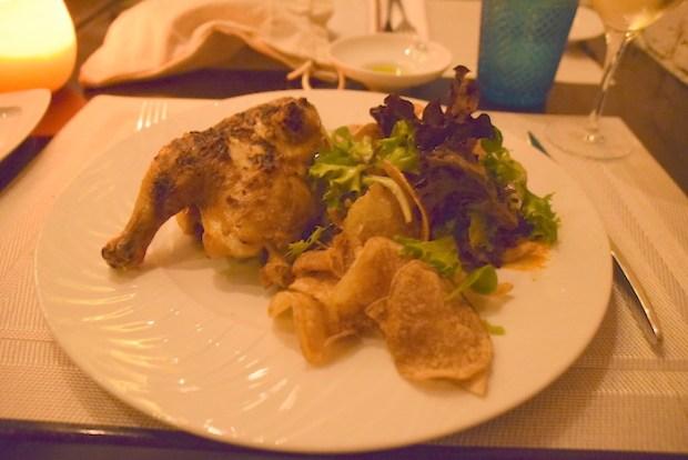 Chicken. Helena. Montréal à Table. Photo Nicole Yeba.