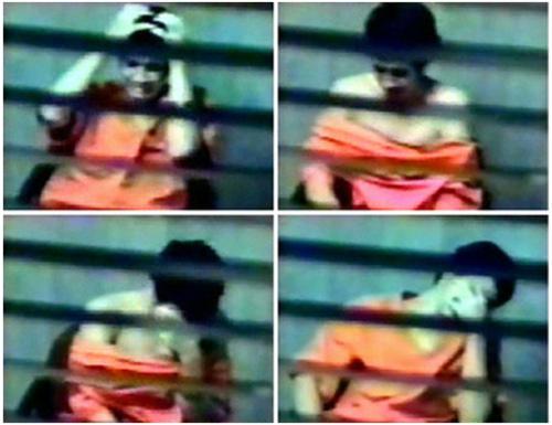 Omar Khadr interrogation video with CSIS.