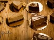 RAWSOME. vegan cake. Expo Sante et Manger. Photo Lily Huynh.