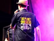 The Planet Smashers. Pouzza Fest. Photo Jack Cosmo Orzari