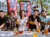 Groupe Invasion Cocktail. Photo Karel Chladek.