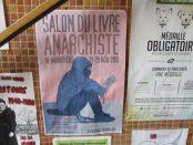 Salon du Livre Anarchist de Montreal. Anarchist Bookfair. 2016. Photo Rachel Levine
