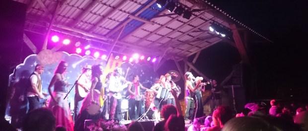 ShazamFest. Photo Ashley Gaujean.