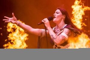 Nightwish (Photo by Jean-Frederic Vachon)