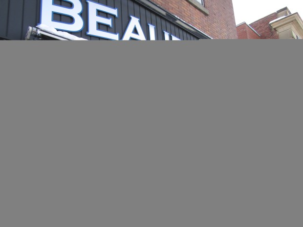 Beaufort Café. Rosemont-Petit Patrie. Photo Rachel Levine