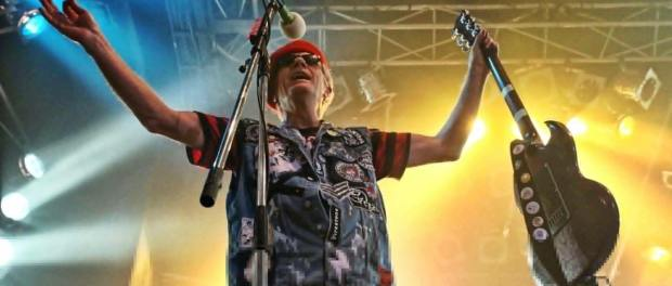 Captain Sensible. The Damned.