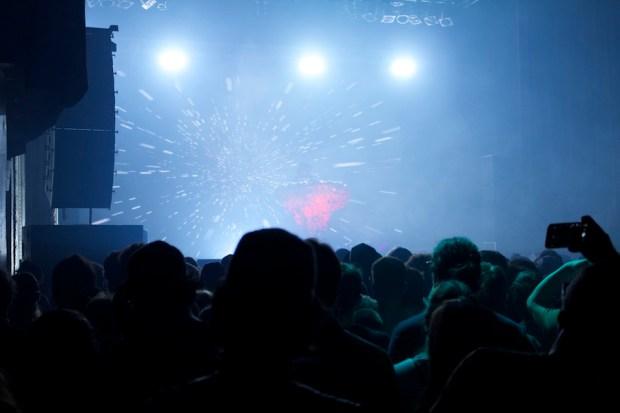 Flying Lotus. MTELUS Theatre. Photo Shannon Carranco