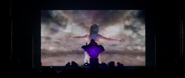 Flying Lotus. MTELUS Theatre. Photo S Carranco