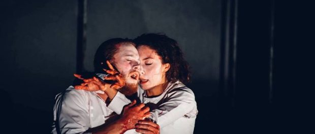 Macbeth Muet. Photo Sophie Gagnon Bergeron