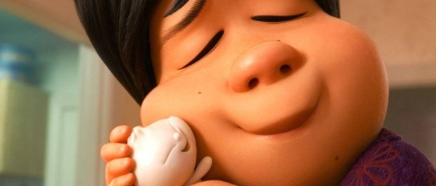 Still from Bao, directed by Domee Shi.