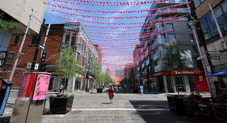 Montreal's Gay Village