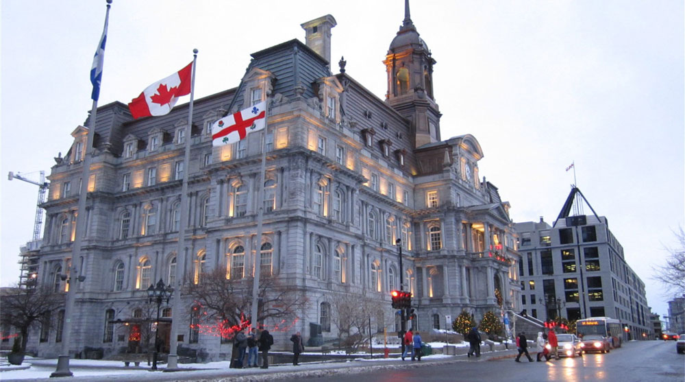 Montreal City Hall H 244 Tel De Ville Montreal Travel Guide