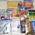 夏山テント泊登山計画6~食料計画
