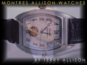 Terry Allison Watch Designer