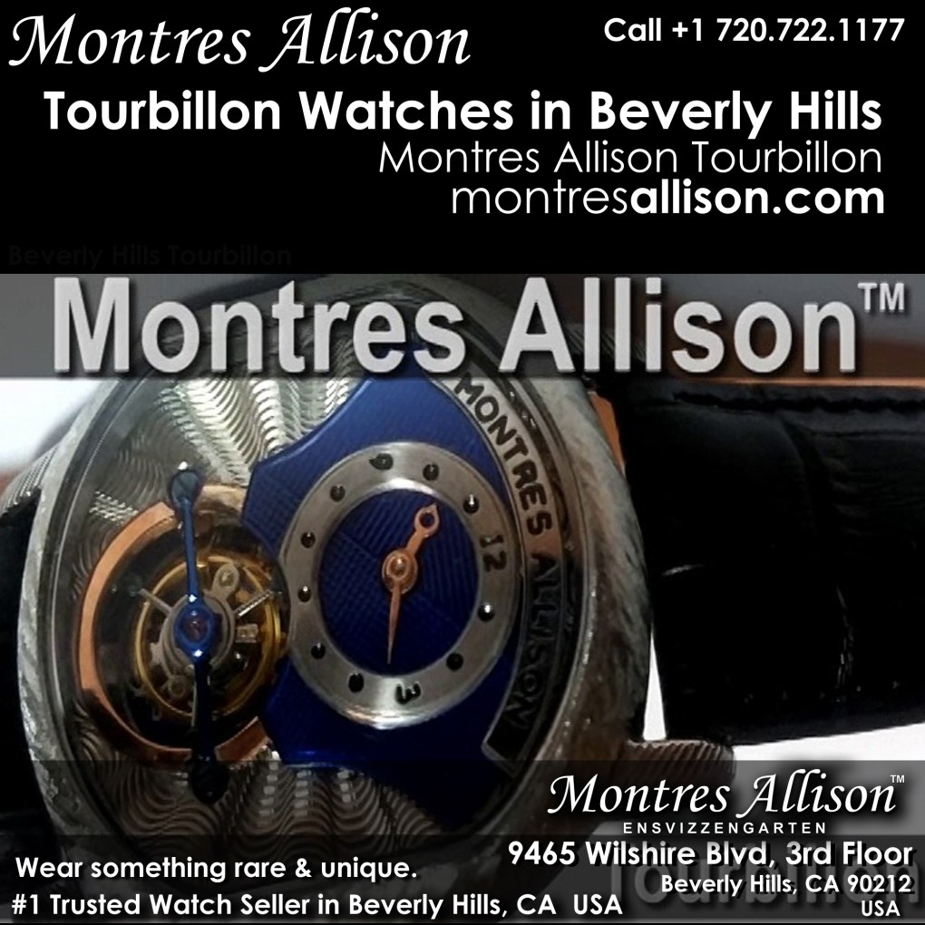Tourbillon Beverly Hills
