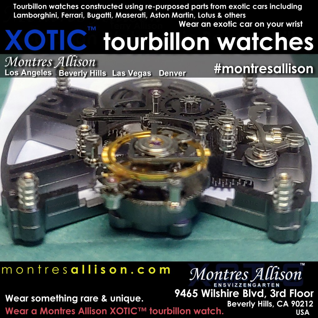 XOTIC tourbillon