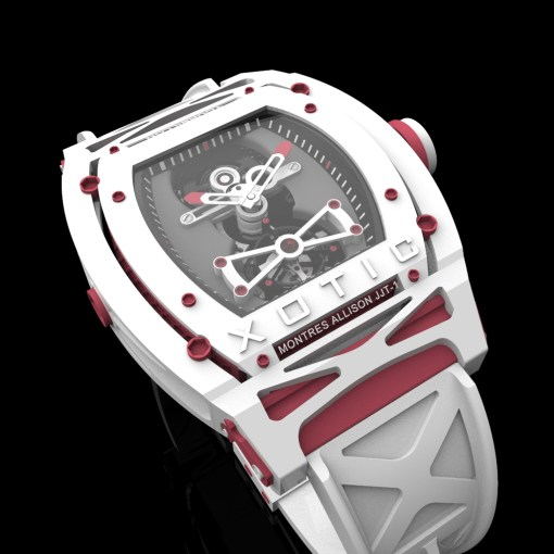 xotic tourbillon watch
