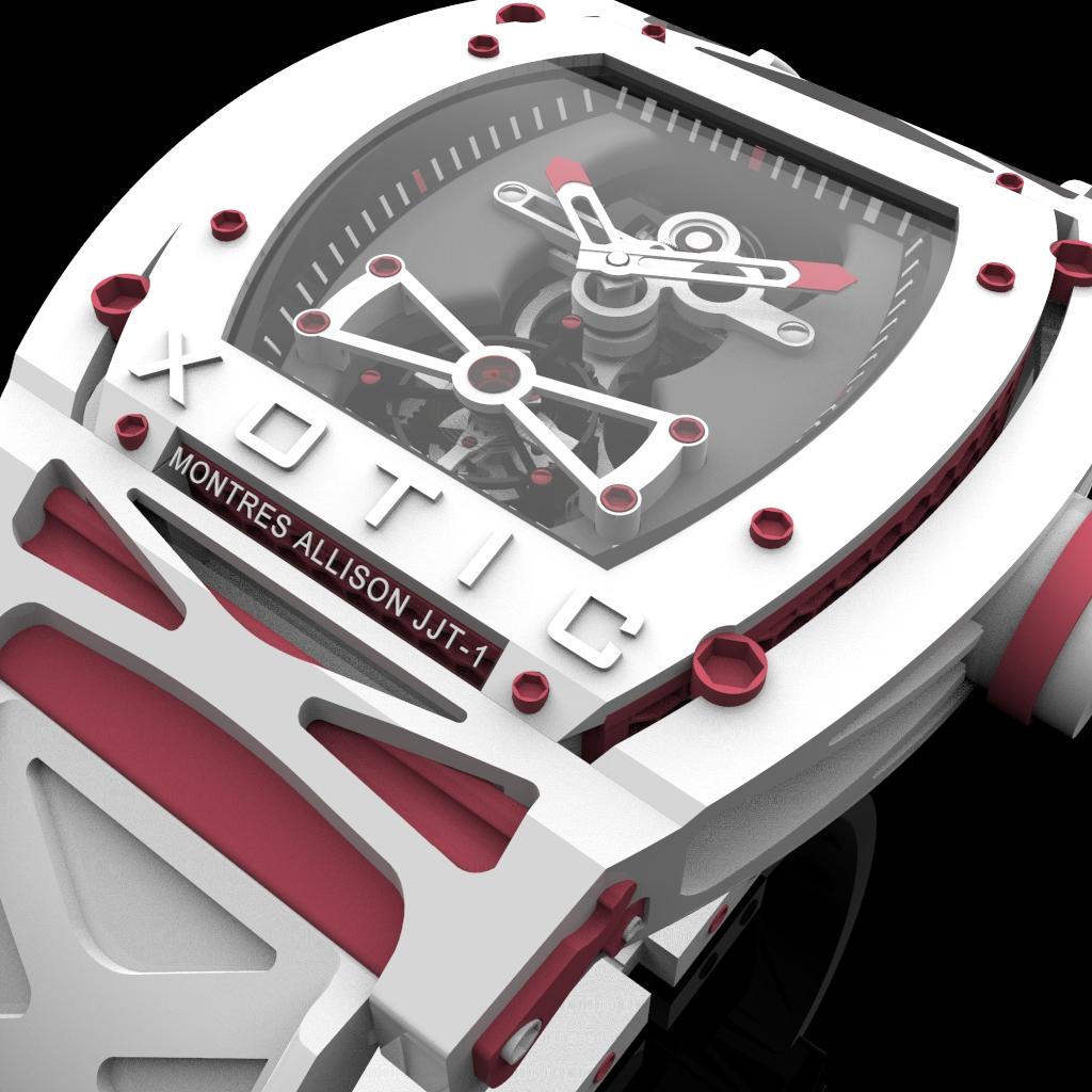 xotic watch