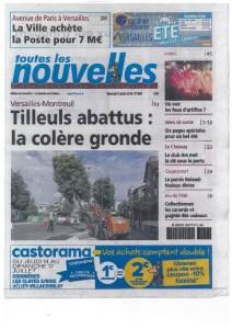 Les Nouvelles de Versailles-13-07-16-1
