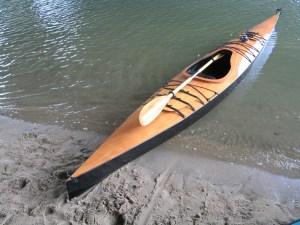 Kayak at Newport Beach
