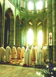Fraternités du Mont-Saint-Michel