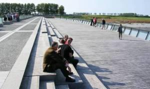 Belvédère du barrage Mont-Saint-Michel
