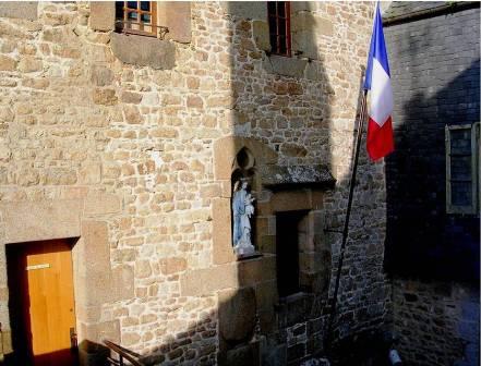 La Mairie du Mont-Saint-Michel