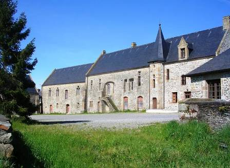 Ardevon Prieuré fondation Mont-Saint-Michel