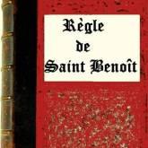 Règle de Saint-Benoît moines du Mont-Saint-Michel