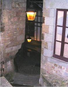 Eclairage Mont-Saint-Michel