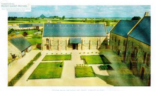 Le prieuré d'Ardevon