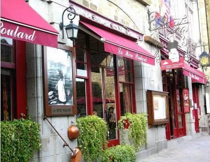 Le restaurant de la Mère Poulard aujourd'hui