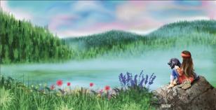 La Yeen i l'Ol al Bosc Plujós del Gran Ós | Yeen y Ol en el Bosque Lluvioso del Gran Oso | Yeen and Ol in the Great Bear Rainforest