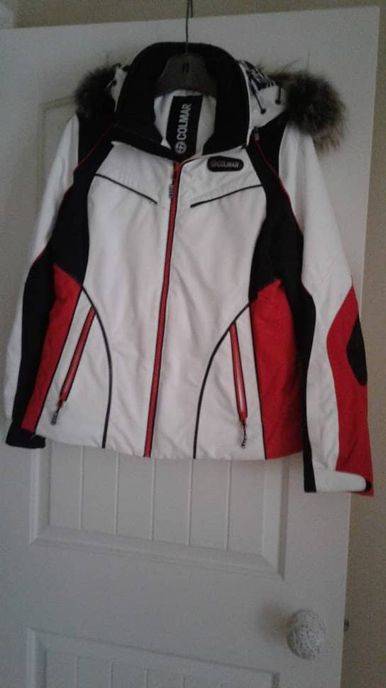 Manteau de ski italien Colmar-100$