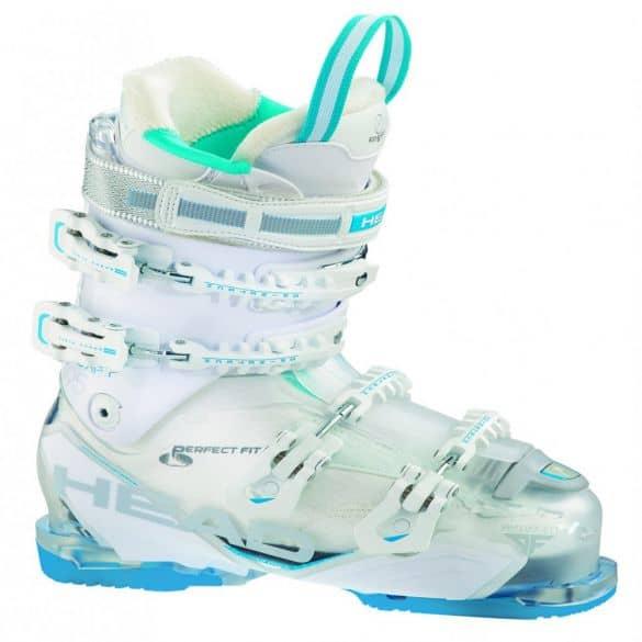Bottes de ski alpin Head pour femmes grandeur 24.5-prix 175$