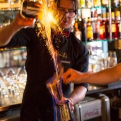 IXL Cocktails Fire Cracker