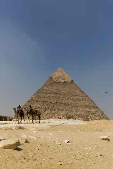 Pymarids of Giza