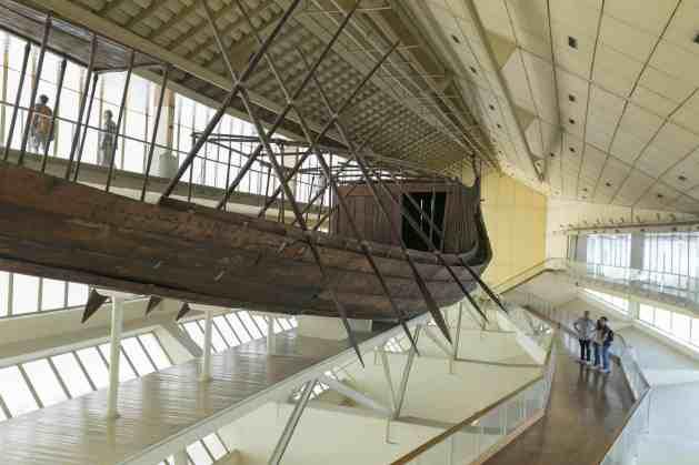 Solar Ship